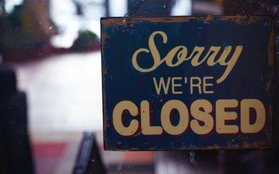 Kommenden Mittwoch und Donnerstag (22. + 23.09.) geschlossen